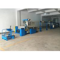 500 M/ Min Cable Extruder Machine Sheathing Extrusion Line For Unground Cable Manufactures