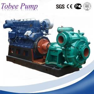 Tobee™ Slurry Pump with Diesel engine Manufactures