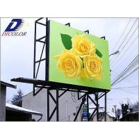 Romania P16mm Silan chips full color outdoor led display Manufactures