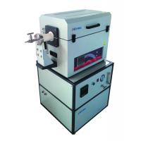 1300℃ Lab Tube Furnace With Premium Stainless Steel Needle Valve Of Ingress / Egress Manufactures