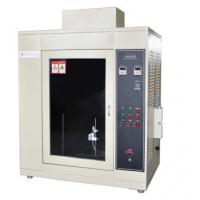 China Wholesale Best Price Needle Flame Test Chamber on sale