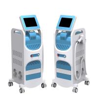 Efficient 755nm Diode Laser Hair Removal Machine Laser Hair Equipment Fast water circulation Manufactures