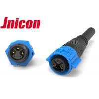 Dust Proof IP67 M19 Connector 3 Power 2 Signal Good Stretching Resistance Manufactures