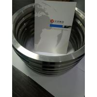 Stainless steel Metal Ring (R seriers,RX series,BX series)and Spiral wound gasket 316 L,316,304L,304,347,10#,D,F5,F11,9 Manufactures