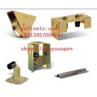 China Sliding doors rollers wheels for sliding doors wardrobe on sale