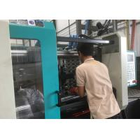 Energy Efficiency Plastic Injection Molding Machine For Plastic Case 800mm Table Height Manufactures