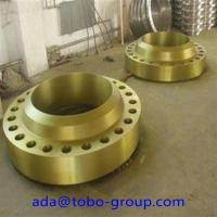 Quality ASTM A182 F22 Alloy Steel Forged Steel Welding Neck Flange Standard / Non - standard for sale