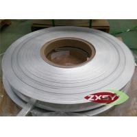 Silver Anodized Aluminum Strip Sheet With Mill Finish Moisture Proof Manufactures