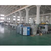 China Solid Wall PPR Pipe Extrusion Line , Automatic PPR Pipe Extrusion machine on sale