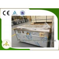 Buy cheap Natural Gas Teppanyaki Grill Table Rectangle Fume Down Exhaust Stainless Steel from wholesalers