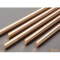 Quality C51900 Tin Bronze Bar Round Metal Rod Wear Parts Good Mechanical Properties for sale