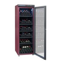 China Climadiff CVV265 Small Wine Cooler Cabinet , Wine Display Case With Glass Door on sale