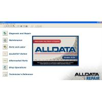 Universal Car Diagnostic Software Alldata Version 10.50 Manufactures