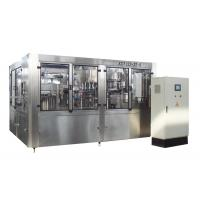 PET Bottled Water Filling Machines , Water Filling Equipment For Bottles Less Than 2L Manufactures