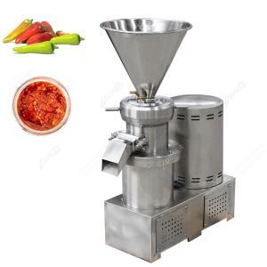 China Stainless Steel Chili Paste Maker Pepper Sauce Making Machine Pepper Sauce Processing Machine in Sri Lanka on sale