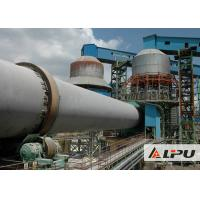 Horizontal Industrial Rotary Kiln For Oxidizing Calcination Chromium Ore Manufactures