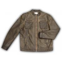 Quality Men's Pu Jacket (08-10-1) for sale