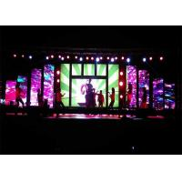Buy cheap High Density Led Giant Screen , P3 Indoor Led Display Rental Events Usage from wholesalers