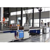 Double Screw PVC Foam Board Machine PVC Wood Plastic Board Extrusion Line Manufactures