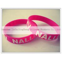 China  Cheap Price Custom Silicone Energy Bracelet Factory Direct Supply Silicone Bracelet on sale