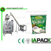 Automatic Powder Packaging Machine Auger Filler For Coconut Powder Manufactures