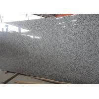 Quality White Grey Half Granite Stone Slabs For Vanity Top Constructing Material for sale