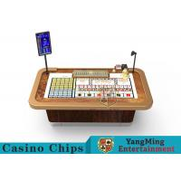 Automatically Gambling Baccarat System With Zhuang , Xian and Statistics Manufactures