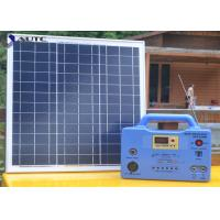 Fuse 15A Household Solar Lighting System 30W Solar Panel With 8M Cable Manufactures
