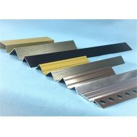Quality Angel Shape 6463 T5 Aluminium Floor Strips For House Decoration for sale