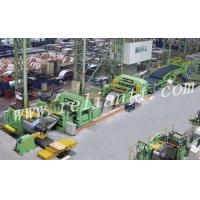 Rotary Flying Shear Cut to Length Line Manufactures