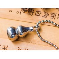 Cucurbit Pendant Antique Buddhist Jewelry Chinese Style Stainless Steel Material Manufactures