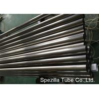 SA789 S31803 Duplex Stainless Steel Welded Tube For Heat Exchanger Manufactures