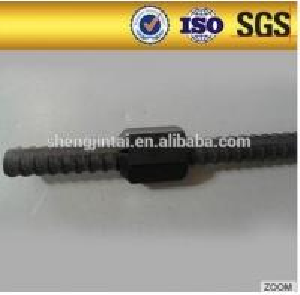 China 20mm 500N/MM2 screw reinforcement/Underground rock bolt/anchor bar unit price on sale