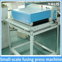 Buy cheap High efficiency Fusing Press Machine /Heating Garment Fusing machine / Press from wholesalers