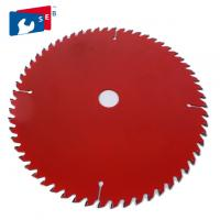 MDF Cutting TCT Saw Blade Wood Working Power Tools with Smooth Cutting Manufactures