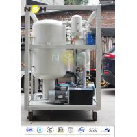 China 3000-9000L / H PLC Centrifugal Lubricating Oil Purifier Separator Variable Discharging Type on sale