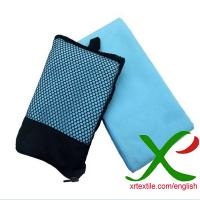 China Fast Drying Microfiber Sports Towels on sale