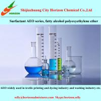 surfactant chemicals AEO used as a cleaner in the metal machining process