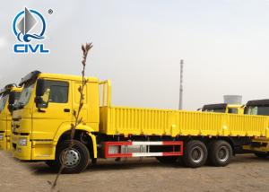 China New Heavy Cargo Truck 6X4 10 wheels lorry truck euro iI engine 336ho/371hp good quanlity truck sinotruck on sale