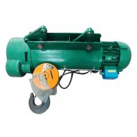 5 - 32 Ton Wire Rope Electric Hoist With Remote Control Bridge / Gantry / Jib Crane Use Manufactures