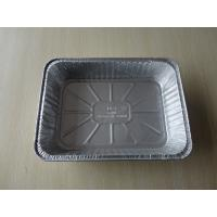 7000ML Aluminum Foil Baking Pans / Foil Takeaway Containers With Lids Manufactures