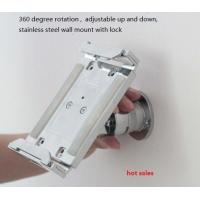 7-10 inch tablet pc 360 degree rotation adjustable up & down wall-mounted lockable stand Manufactures