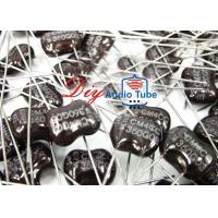 Mini Size High Temperature Capacitors , 36PF 500V Radial Electrolytic Capacitor Manufactures