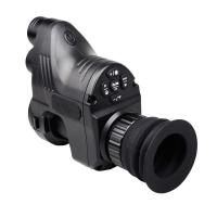 China Ultra Wide Handheld Night Vision Monocular 200m Clear Optical Military Type Lightweight on sale