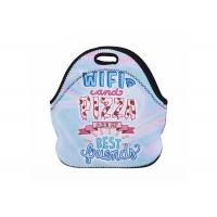 Insulated Cooler Tote Reusable Lunch Bags Custom Printed Waterproof Different Sizes Manufactures