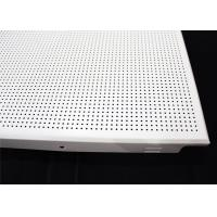 Decorating Acoustic Ceiling Tiles , Clip In Suspended Ceiling Tiles Manufactures