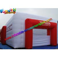 China OEM Outdoor Cube Inflatable Party Tent Advertising Clear Marquee on sale