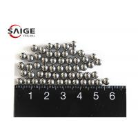 "5 / 16 "" 3 / 8 "" 13 / 64"" Mild Steel Balls For Bicycle Bearing ISO SGS Certification Manufactures"