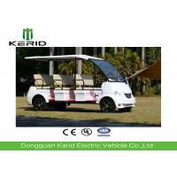 8 Seater Electric Sightseeing Bus For Hotel / Club / Airports Public Transportation Manufactures