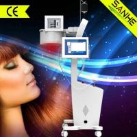 wholesale--2016 New Laser + LED hair loss treatment hair regrowth/herbal beauty shine Manufactures